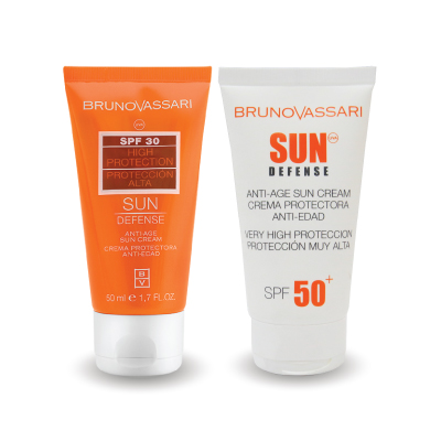 Product ANTI AGE SUN CREAM SPF30 SPF50