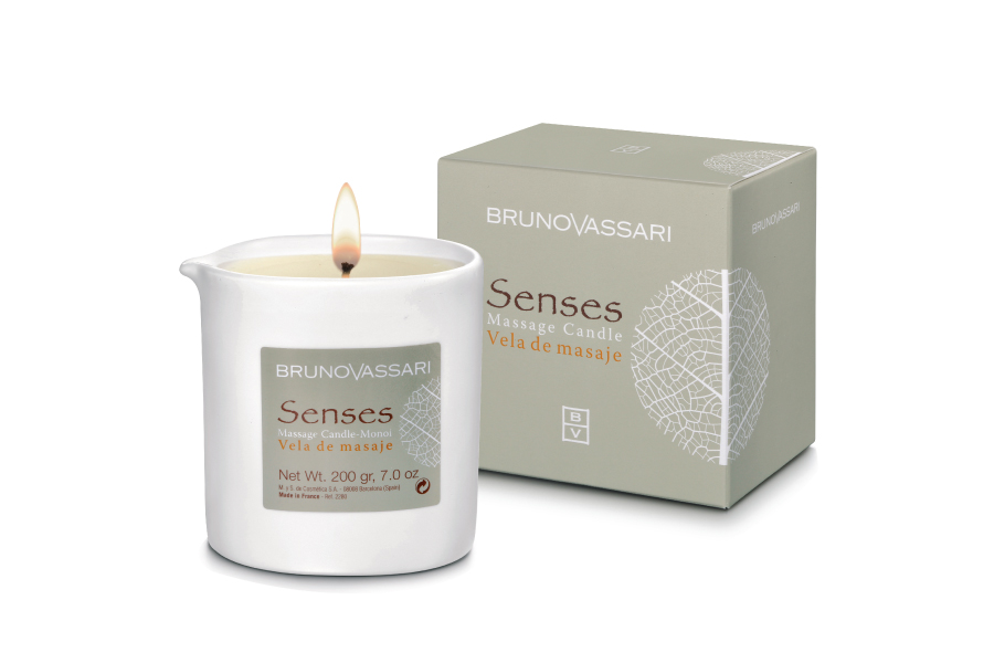 SENSES Candle Massage Treatment